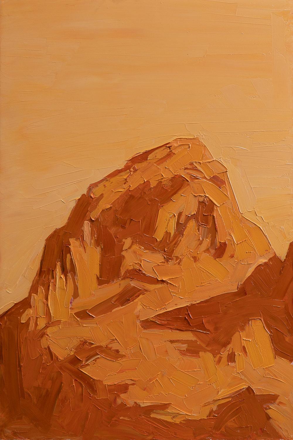 Grand Teton - ROYGBIV - Orange