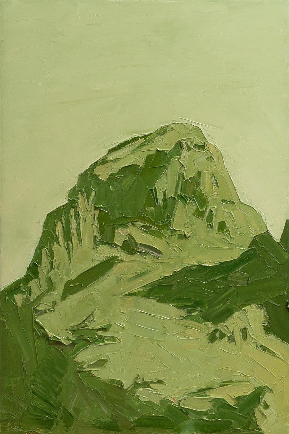 Grand Teton - ROYGBIV - Green