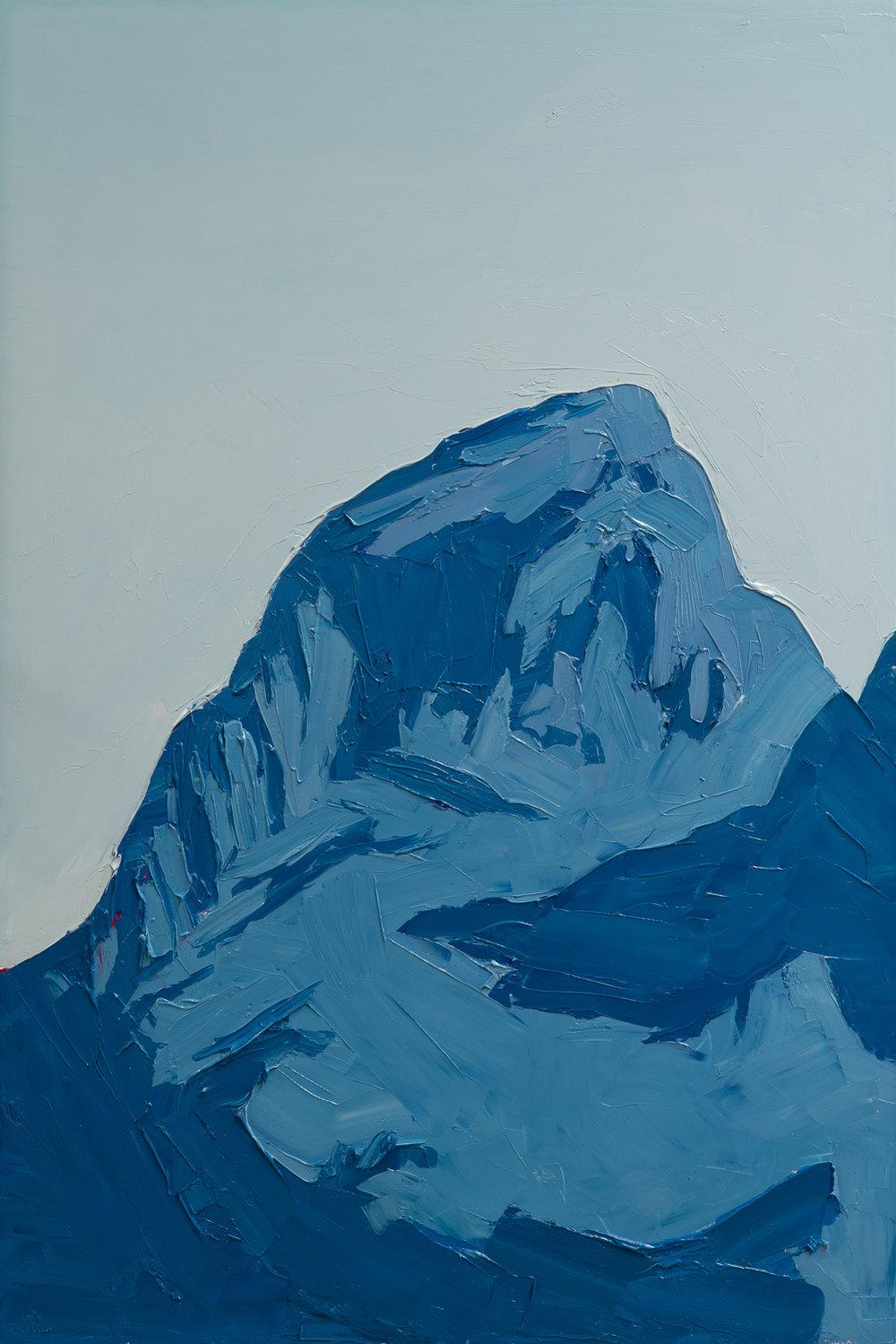 Grand Teton - ROYGBIV - Blue