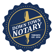 Downtown Notary Toronto