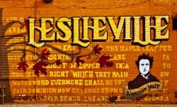 Hello, Leslieville!
