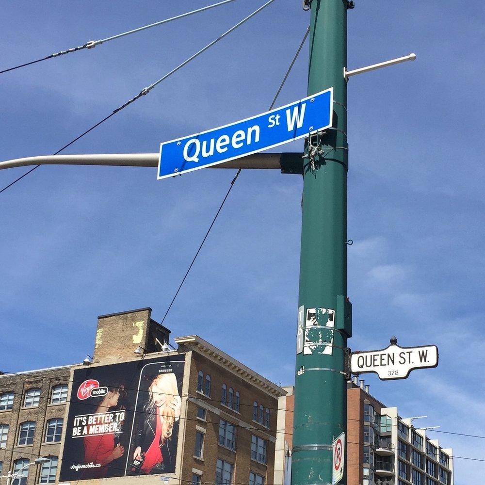 Queen Street West -