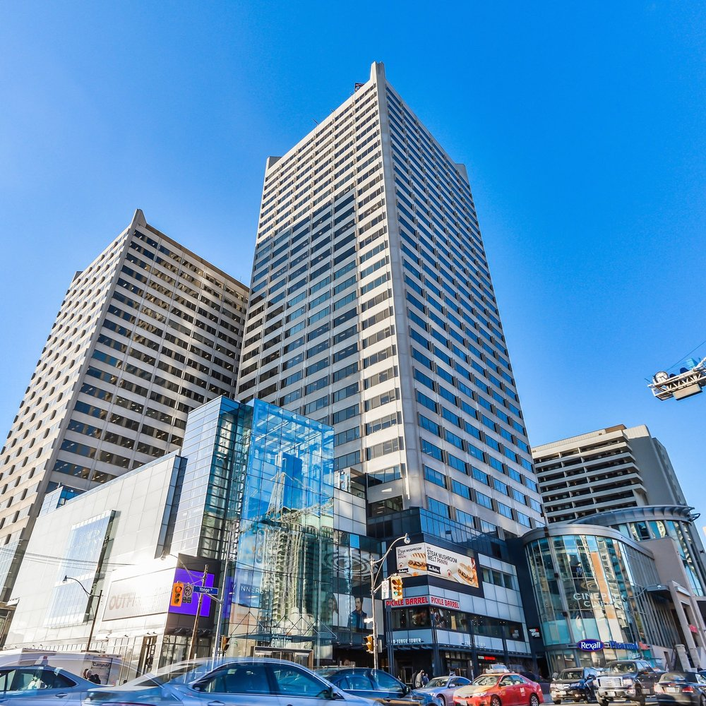 Yonge and Eglinton - NEW! -