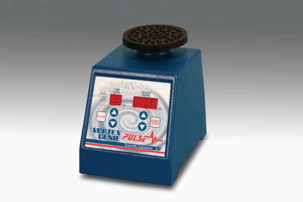 Pulsing Vortex Mixer