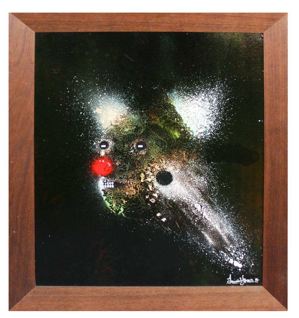 6Ox8O cm Framed $2OOO