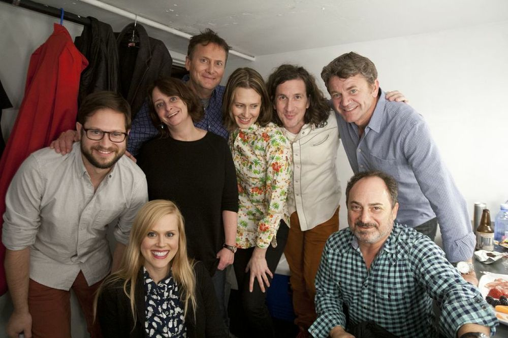 Theme Park with Cole Stratton, Rachel Dratch, Michael Hitchcock, Jessica Makinson, Ian Brennan, John Michael Higgins and Kevin Pollak at SF Sketchfest