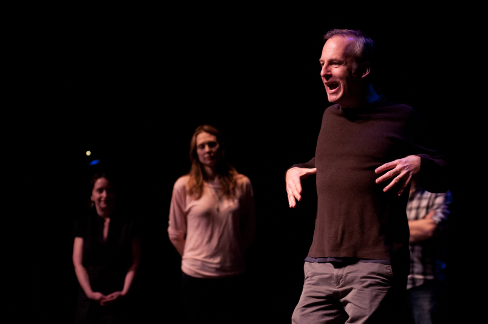 Theme Park with Bob Odenkirk at SF Sketchfest