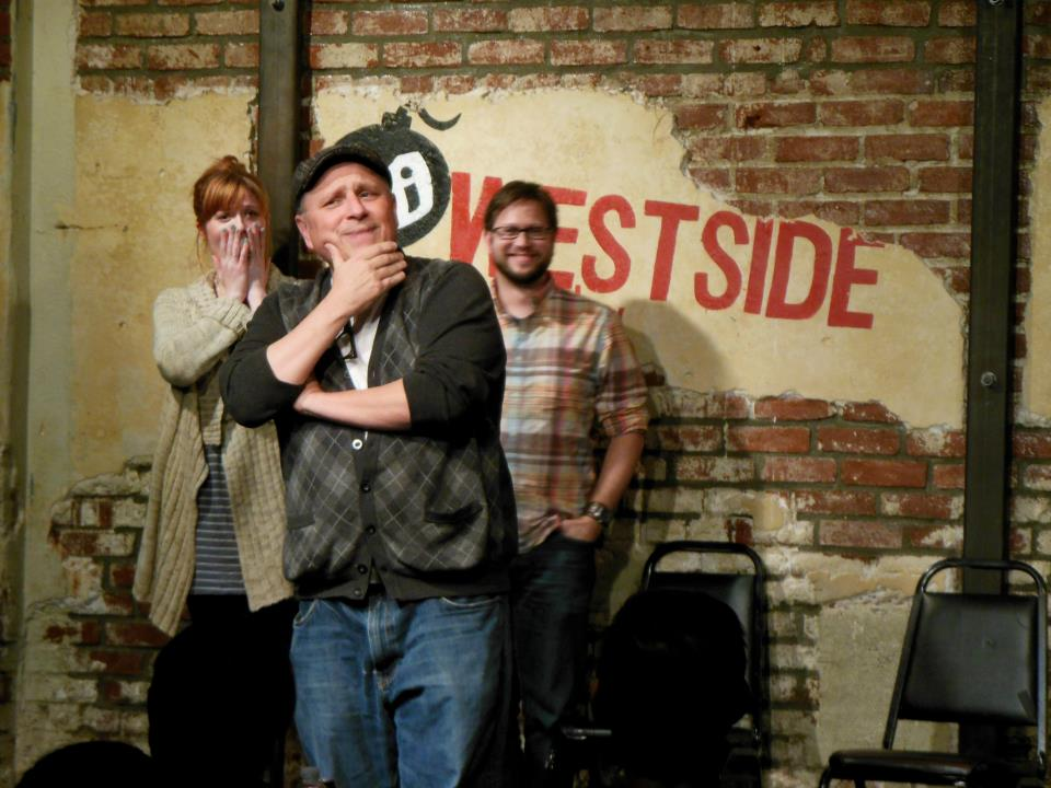 Pretty, Pretty Pony with guest Bobcat Goldthwait