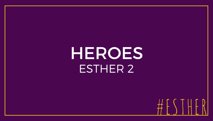 We all love heroes. But those whom God chooses to use mightily aren't always the best or the brightest, or the best looking. However, in Esther's case, she actually was the best looking. Listen to Esther 2 taught by Pastor Pilgrim Benham at Shoreline Church.