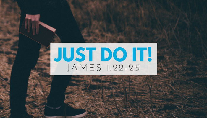 "James exhorts us to not just be ""hearers"" of the Word, but ""doers""! Guest teacher Pastor Eric Souza ( Reach Jax ) teaches James 1:22-25 at Shoreline Church!"