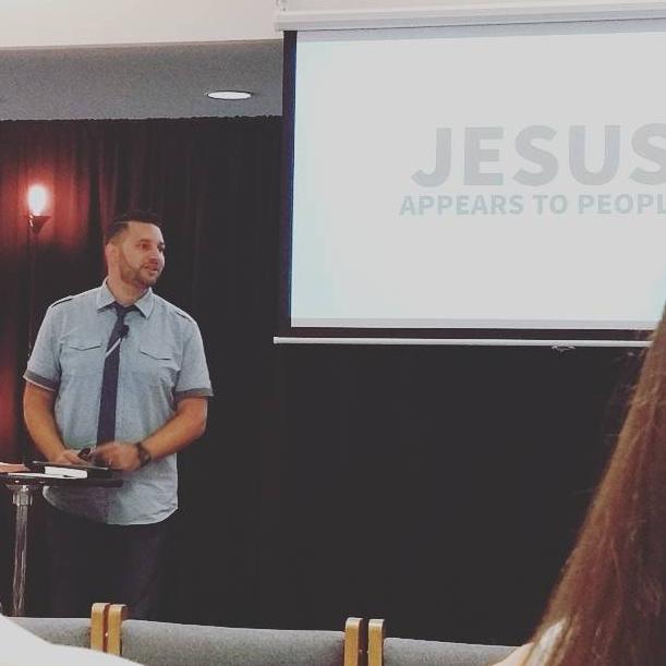 Daniel Williams  | Redemption Church