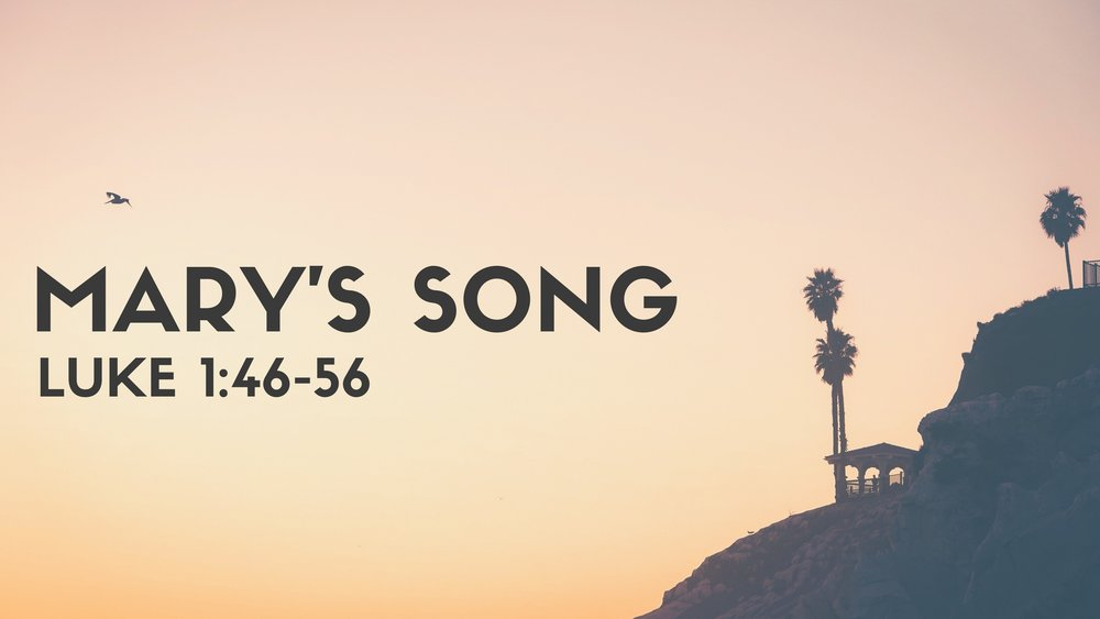 What is worship? We learn a lot from Mary's song when she learns she will bear the Messiah. Guest speaker Micah Sandowich teaches Luke 1:46-56 at Shoreline Church.