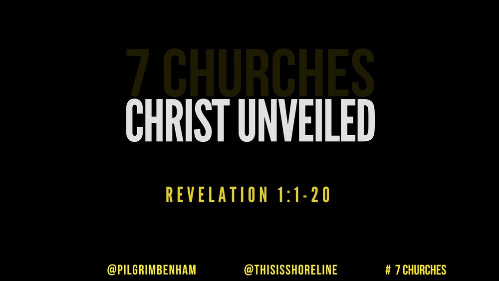 "What comes into your mind when you think about Jesus? Get a glimpse of Christ like you've never seen Him before from Revelation chapter 1, taught by Pastor Pilgrim Benham in the ""7 Churches"" series at Shoreline Calvary Chapel."