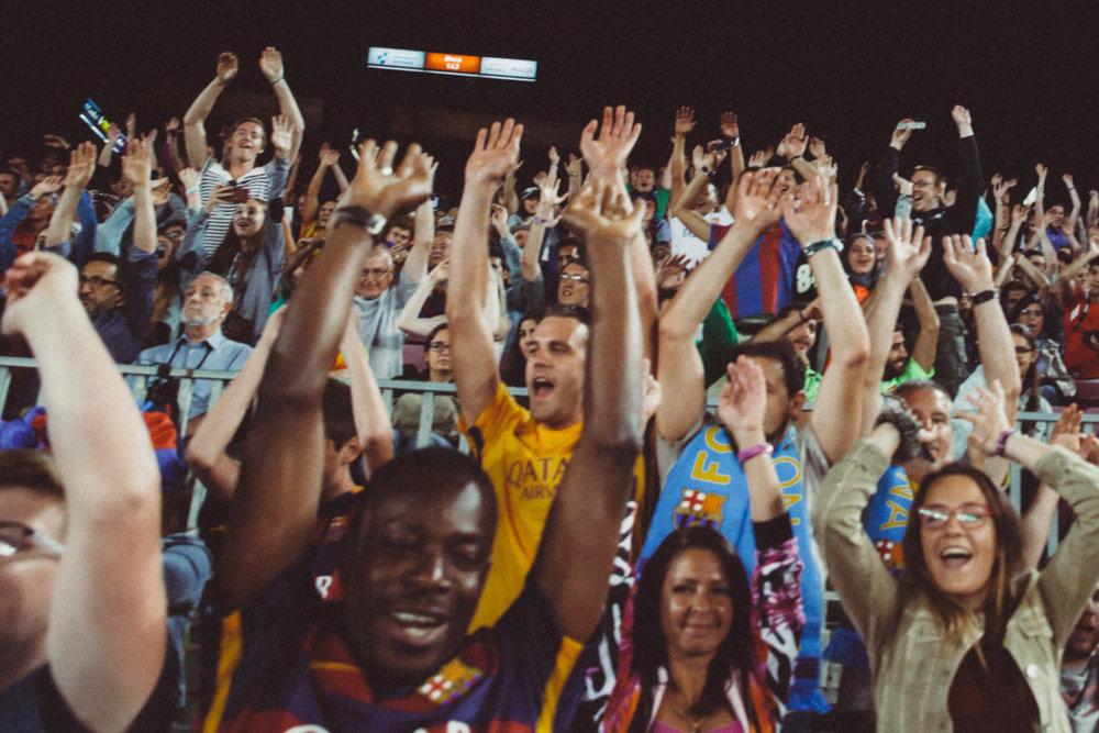 barcelona 2016 - camp nou