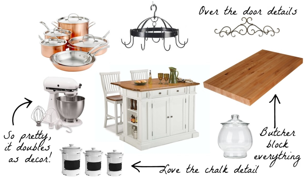 Kitchen crush father of the bride a modern classic for Bride kitchen queen set