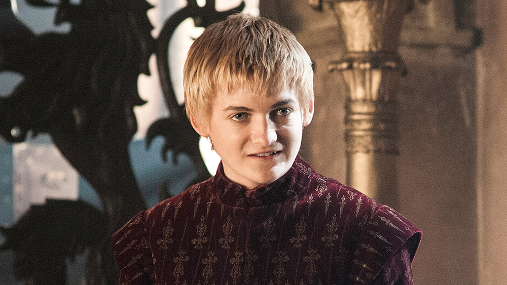 Joffrey Baratheon (played by Jack Gleeson) - Courtesy of HBO.com