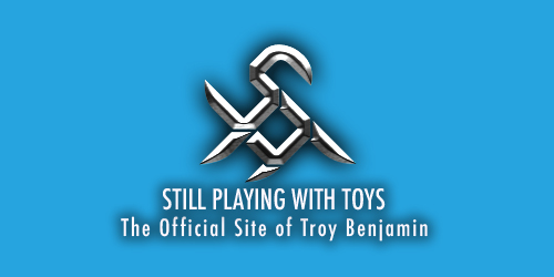 Troy Benjamin's Still Playing with Toys - Writer, Producer, Author of Agents of SHIELD Declassified