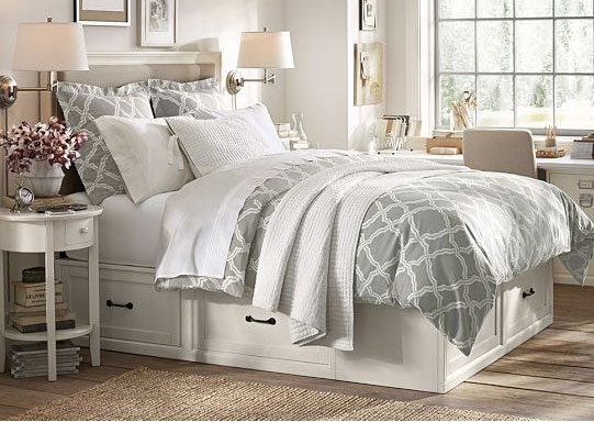 DREAMING OF THE PERFECT STORAGE BED