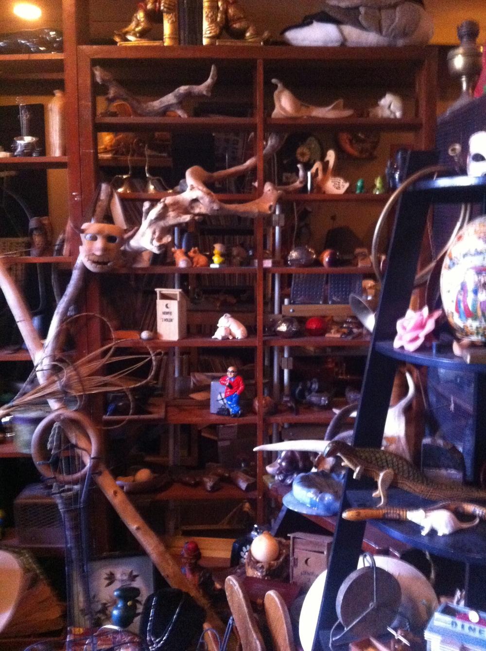 Treasures at the Duncan Showroom, Duncan BC