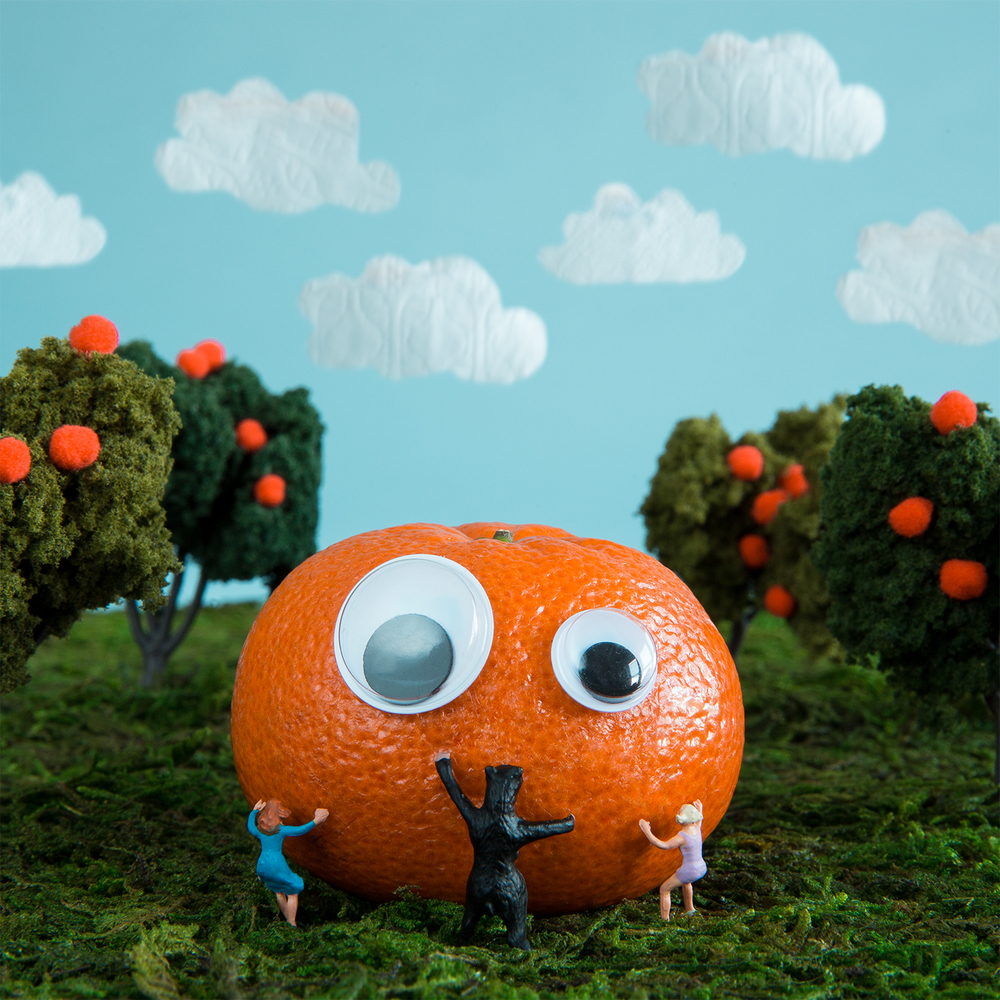 Instagram content created for @McDonalds #cuties clementine campaign