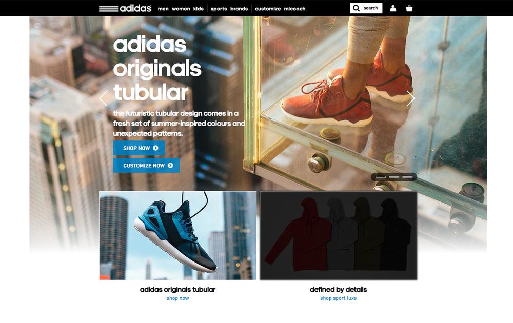 Adidas Originals Tubular  content on adidas.com
