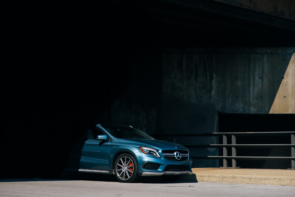Creative content for Mercedes Benz  #MBPhotoPass campaign
