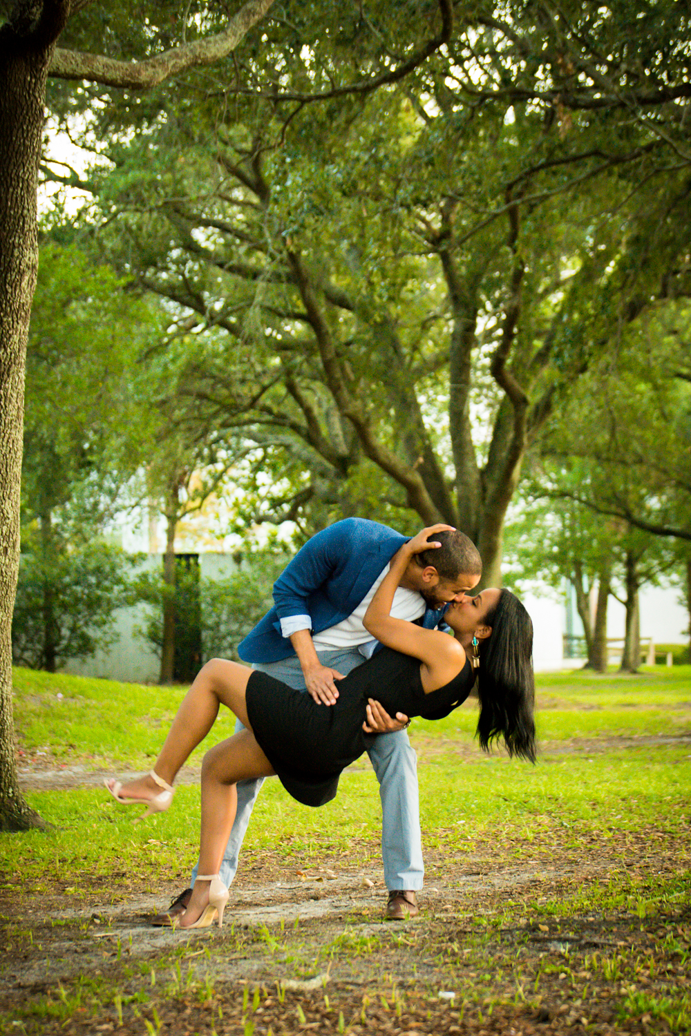 Tamoi & Jason's Jacksonville Florida Engagement Portrait Session-0634.jpg