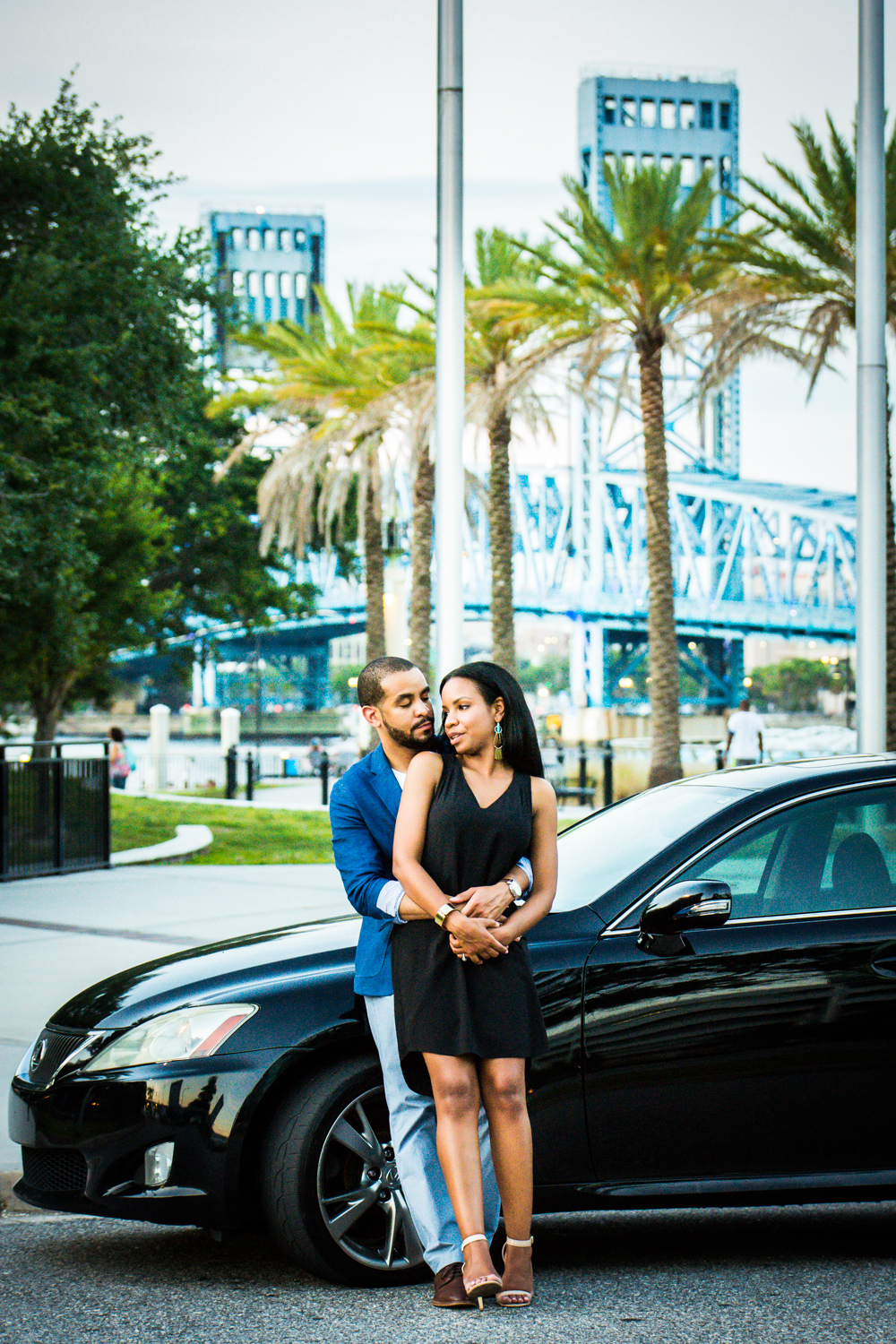 Tamoi & Jason's Jacksonville Florida Engagement Portrait Session-0772.jpg