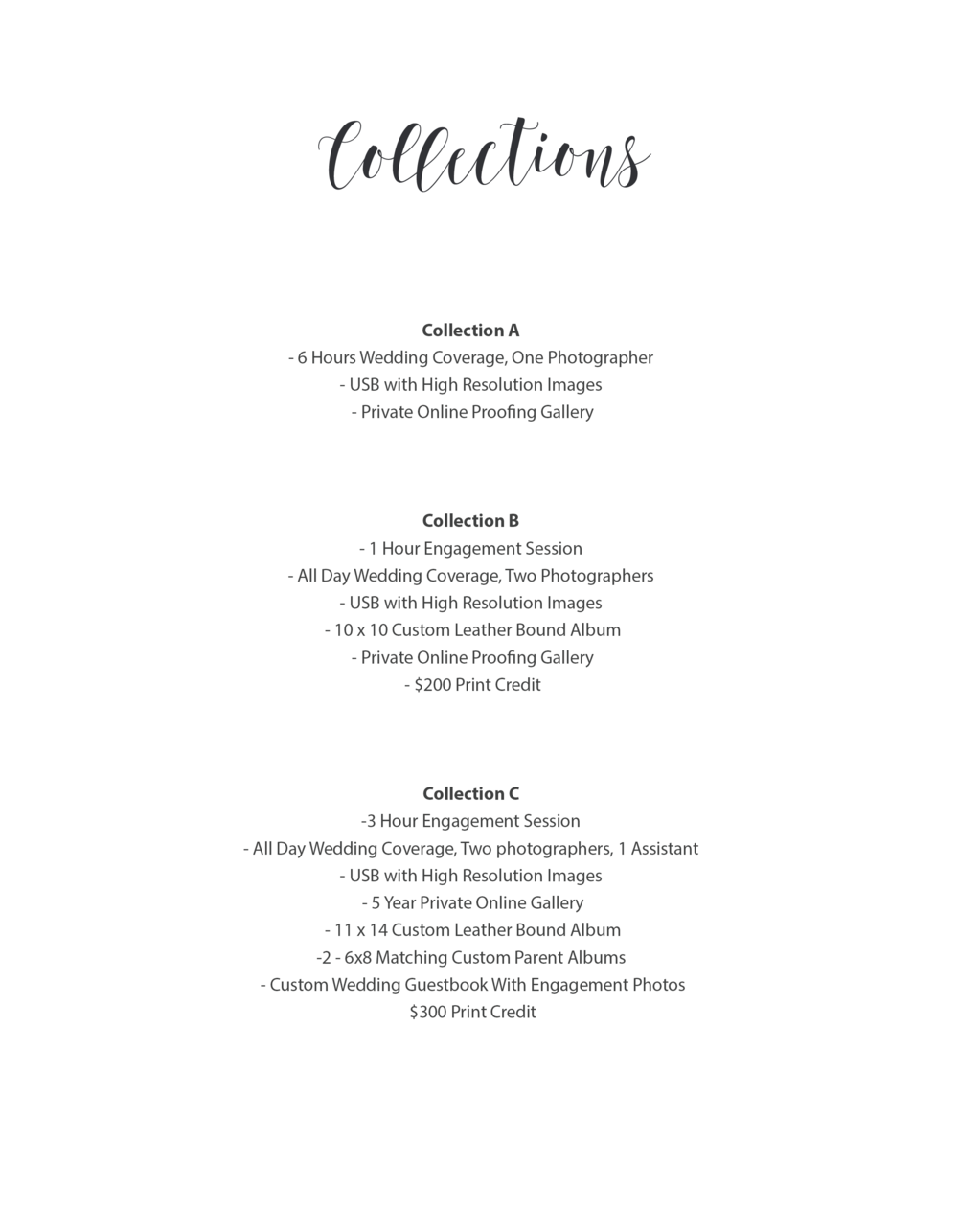 Wedding Collections 2018 - Ayeris Weddings .png