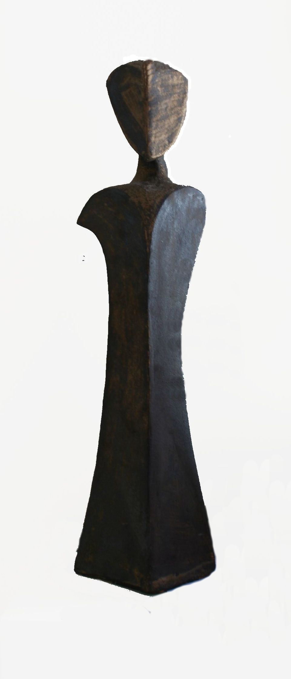 Baye Riddell                                                  The Spirit Mystic                                  Ceramic                                                        700 x 200 x 200 mm