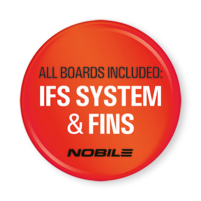 Nobile T5 IFS Fin System