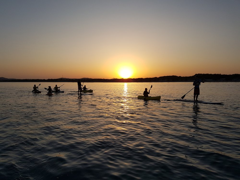 Sunset Paddle - Day 2
