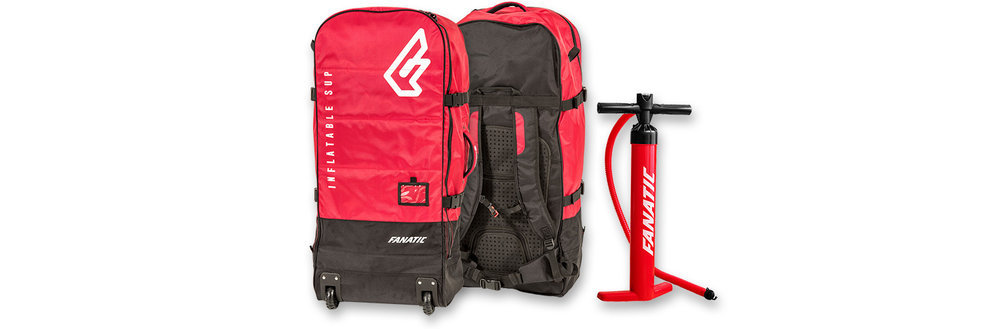 Fanatic Premium Back Pack and HP2 Pump