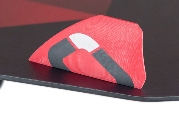 Ozone Code V1 G10 Fins - CNC cut from solid G10 material