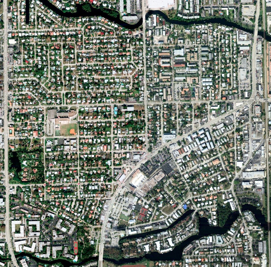 Wilton Manors is surrounded by the larger community of Fort Lauderdale, FL.