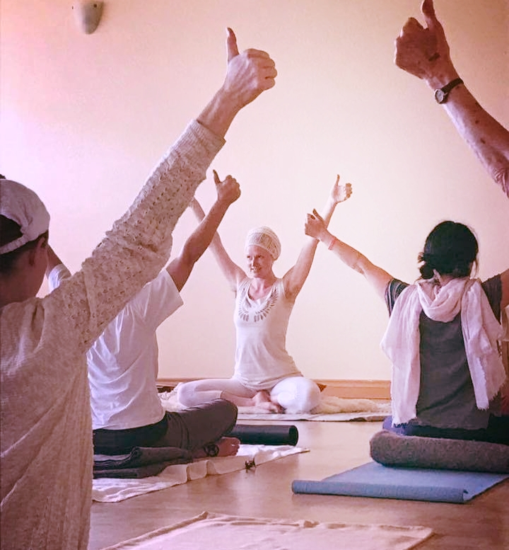 Kundalini Yoga for Purpose and Prosperity  - Davis Holistic Health Center  March 3rd, 2017