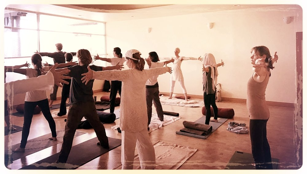 Kundalini Yoga for Purpose and Prosperity