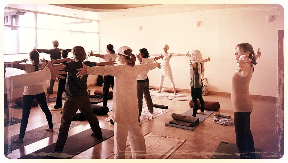 Kundalini Yoga for Purpose and Prosperity