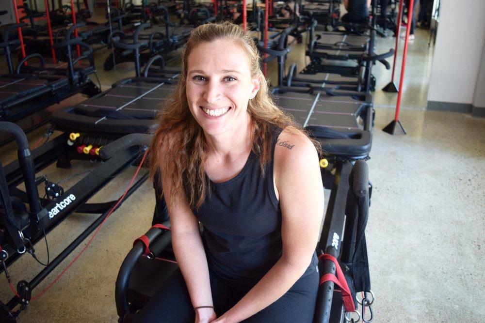 Erin, Instructor