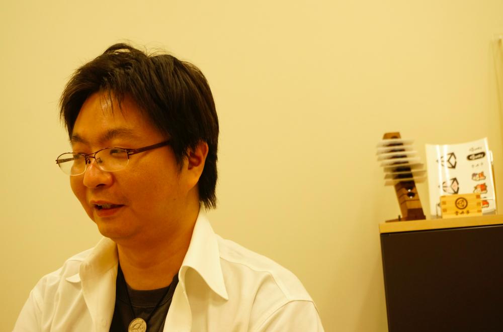 ユニティ・ テクノロジーズ ・ジャパン クリエイティブストラテジスト 簗瀬洋平(やなせようへい)氏