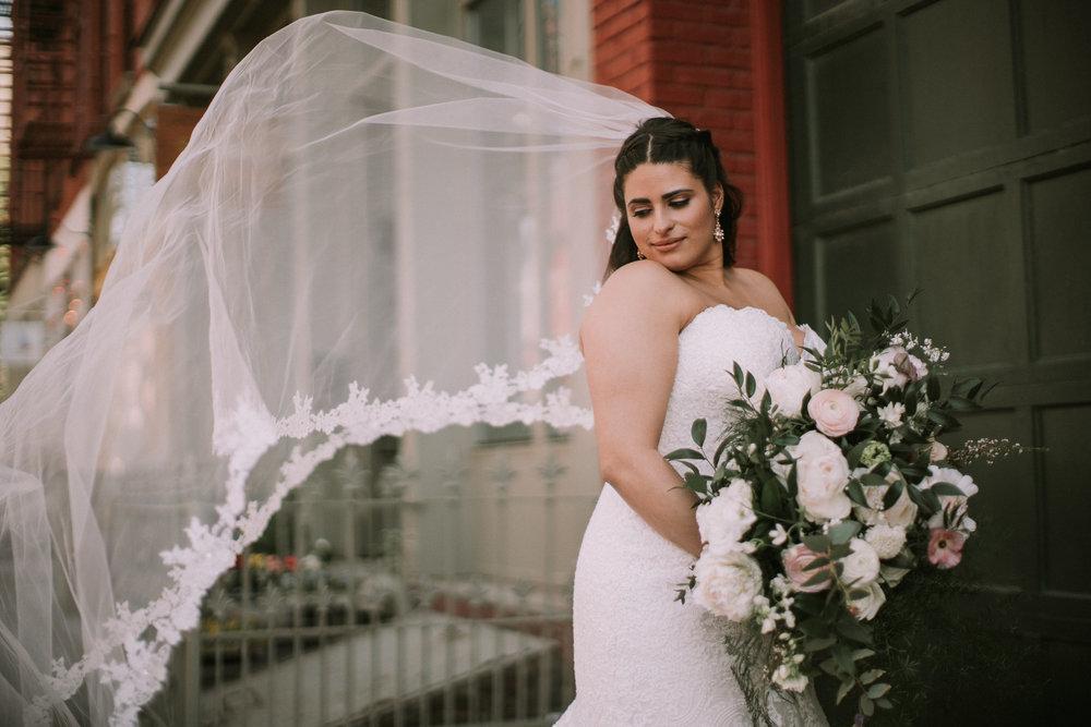 Nikki 2018 / Brooklyn NY.   Photo Credit: William Thomas Photography