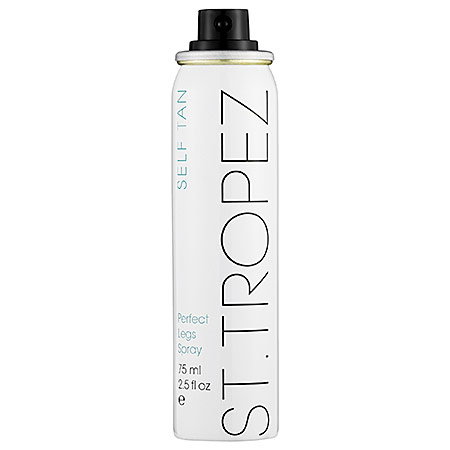 Everyone is looking for that perfect summer glow. To compliment those summer shorts or that sexy mini skirt you need flawless legs. The St.Tropez Tanning Essentials Self Tan Perfect Legs Spray is a self tanner for the body and gives a gorgeous glow.