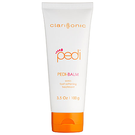 Cute sandals require the perfect pedicure. The Clarosonic Pedi-Balm is a non-greasy, no-slip hydrating balm that softens, hydrates, and protects the feet!