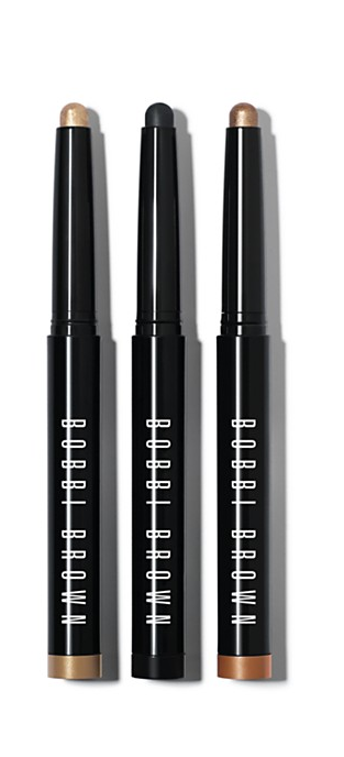 I'm currently obsessed with all things cream. The Bobbi Brown Long-Wear Cream Shadow Stick. I love the pigment and how smooth it glides on.