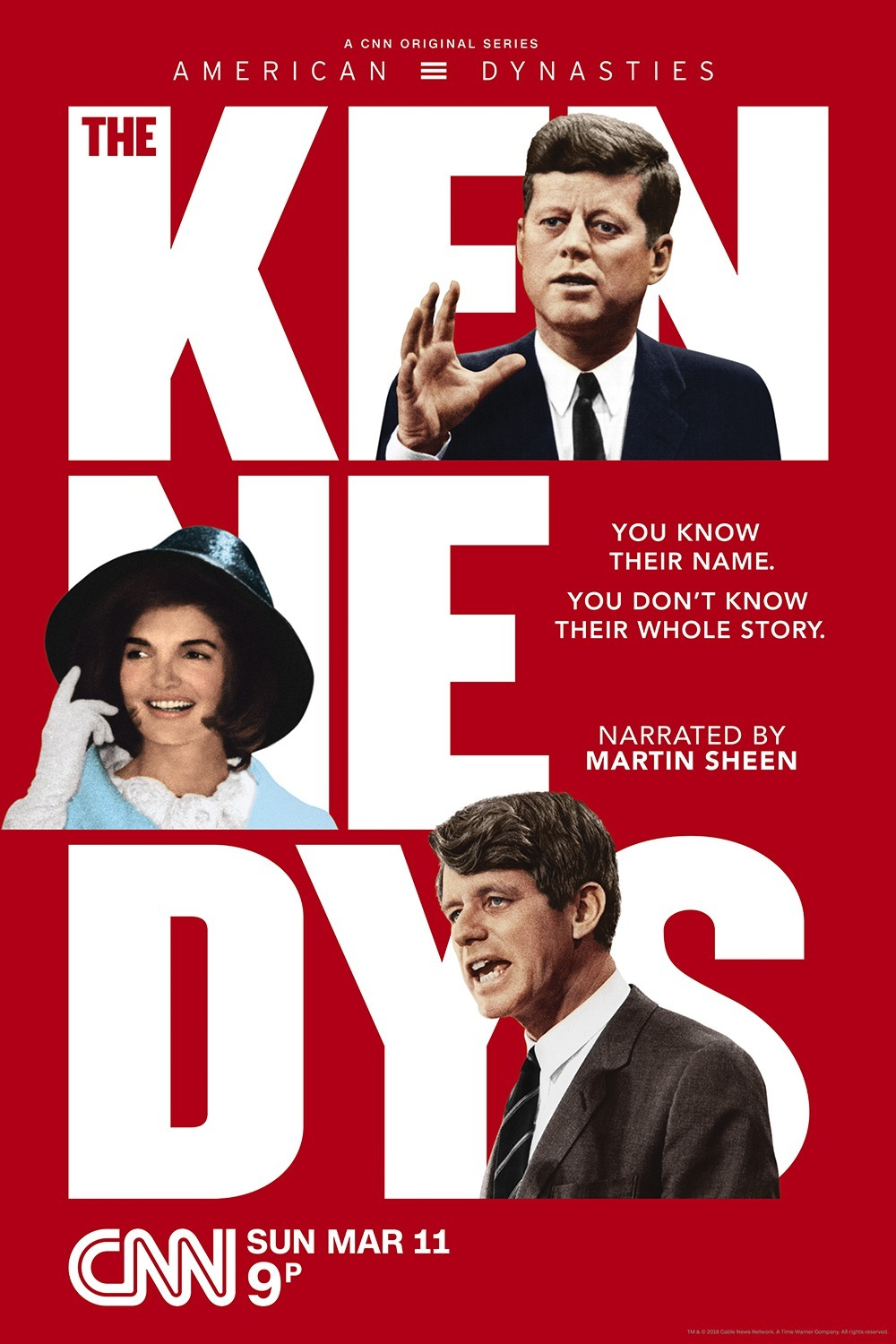 American Dynasties: The Kennedys (TV Series 2018)
