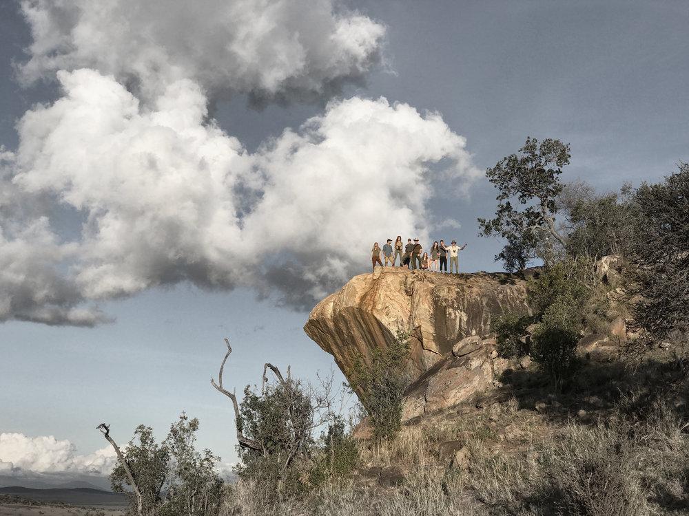 Pride Rock in Borana Conservancy