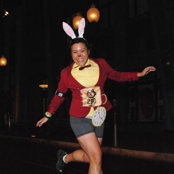 White Rabbit — My Running Costumes
