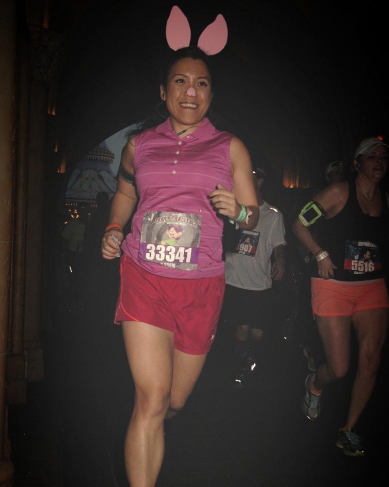 Piglet My Running Costumes