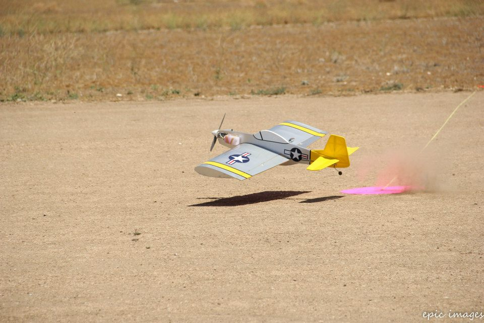 Timed Flight competition at the 2015 Fun Fly. No timers allowed, try to fly a two-minute flight.
