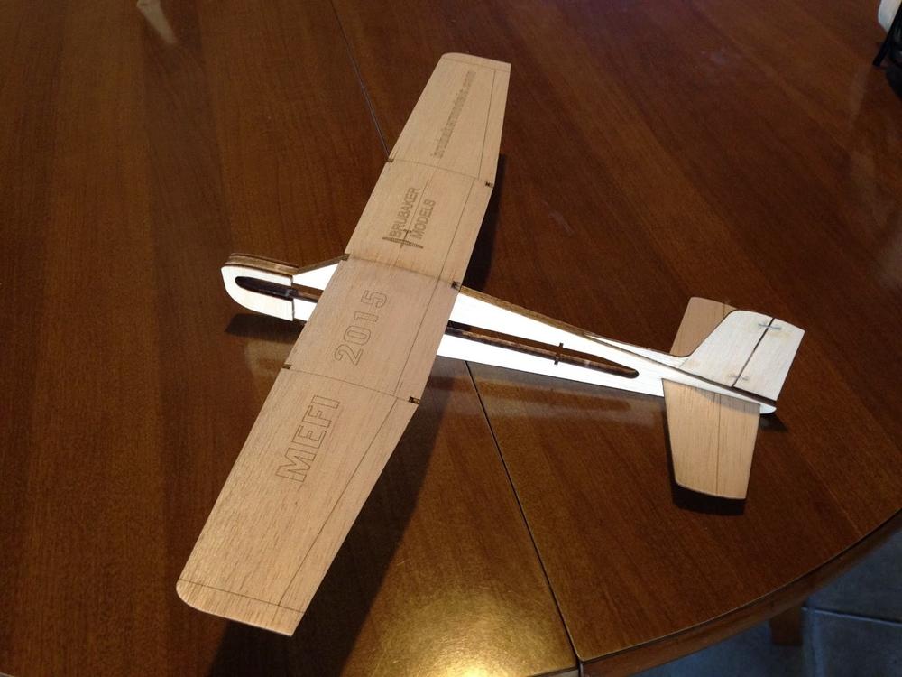 "Cessna 182 ""chuck"" glider by Rob Heap, MEFI 2015"